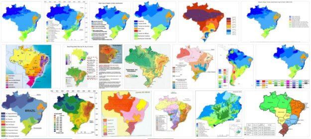 Climates of Brazil