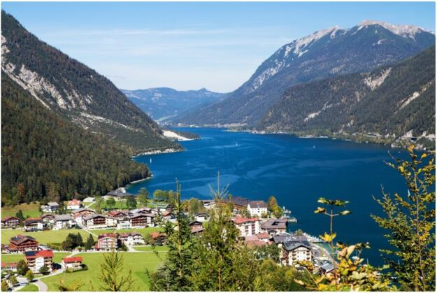 The 5 coldest swimming lakes in Austria
