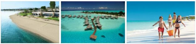 Beach Holidays in Oceania