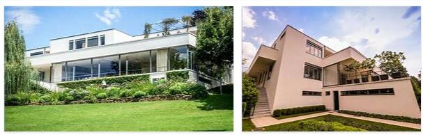 House Tugendhat in Brno (World Heritage)